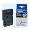 Páska BROTHER TC501 Black On Blue Tape (12mm)